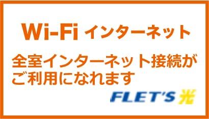 Wi-Fiインターネット
